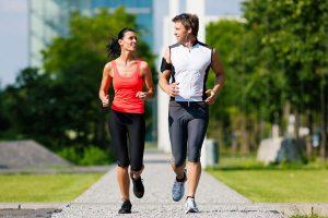 pravilna tehnika trčanja